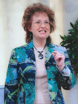 Priscill Morris Voice Coach